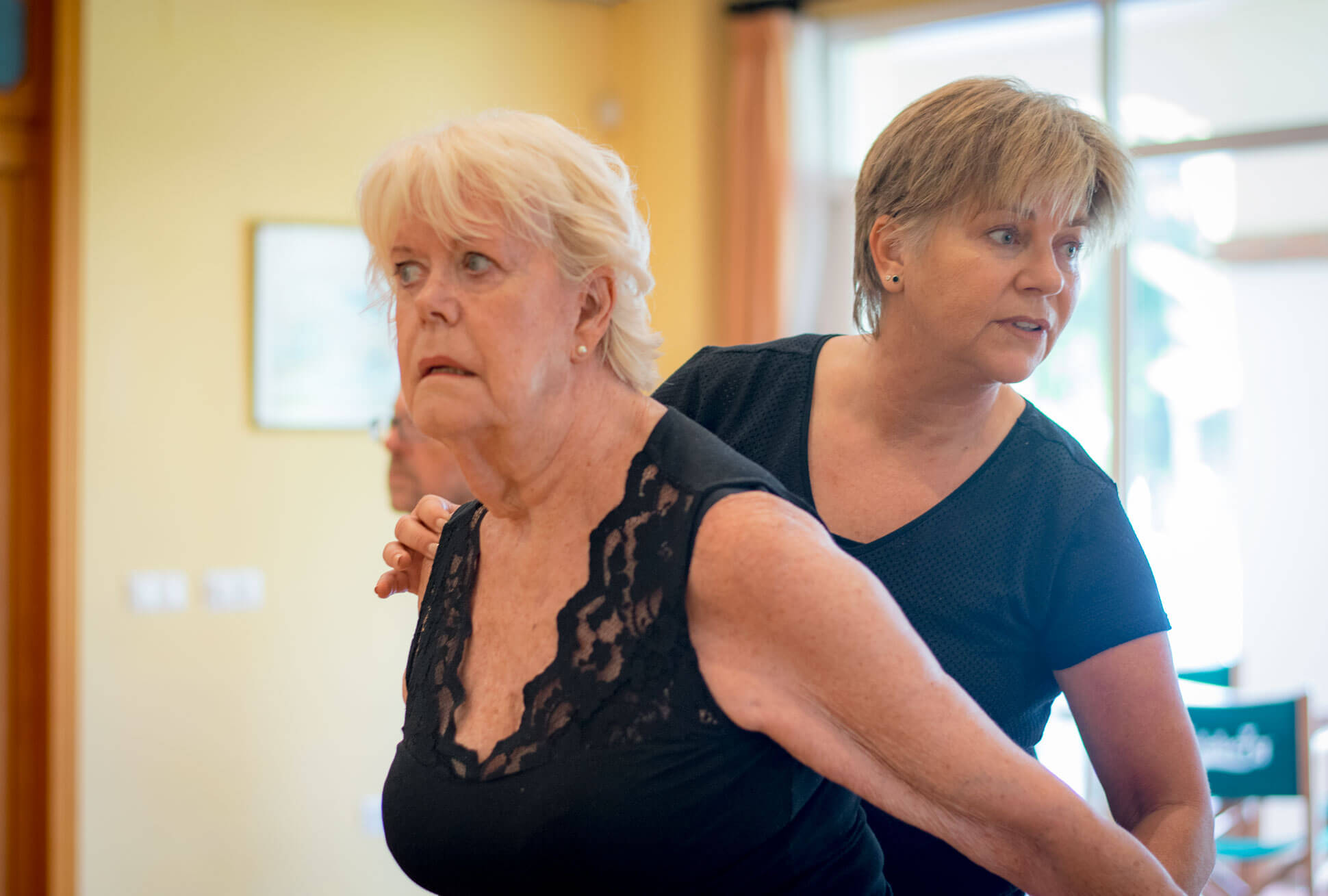 Pilates Instructor for people over 60 in Fuengirola